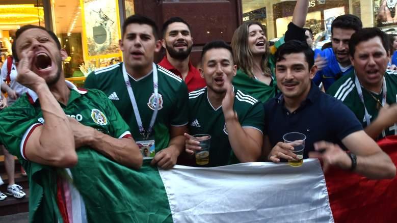 mexico homophobic chant