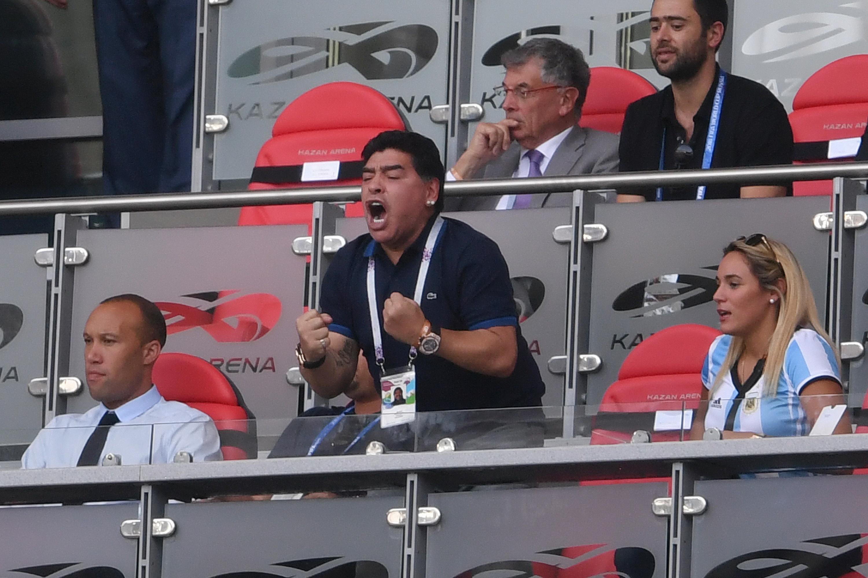 Diego Maradona Mercado