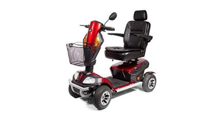 Golden Patriot heavy duty 4 wheel mobility scooter