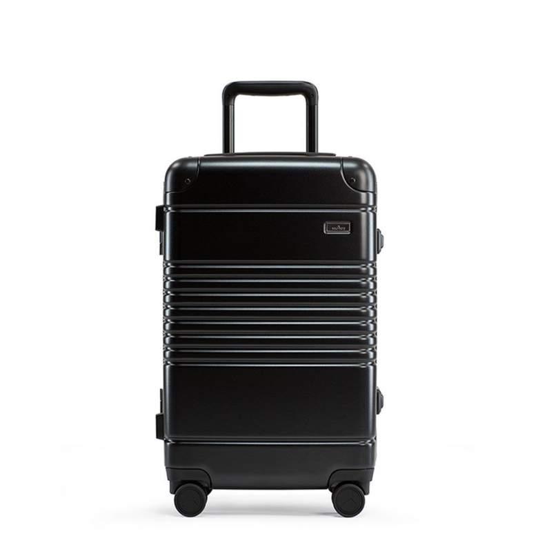 hard side smart luggage