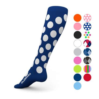 high compression flight socks