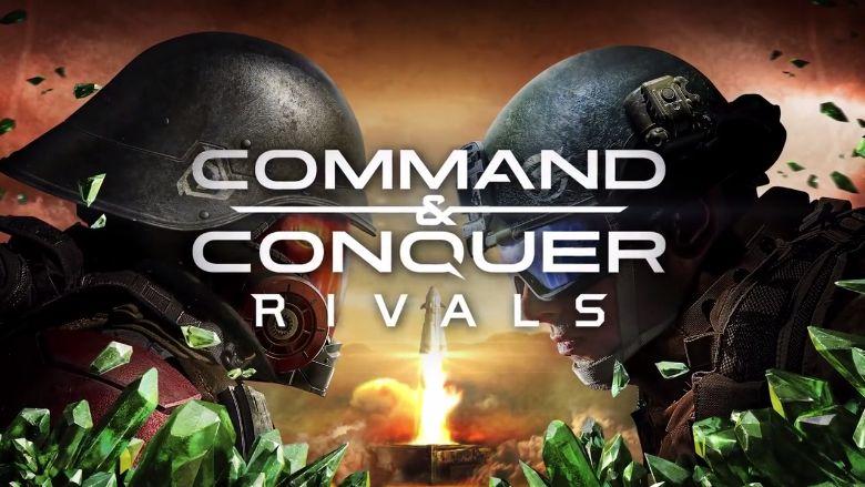 command and conquer rivals pre alpha