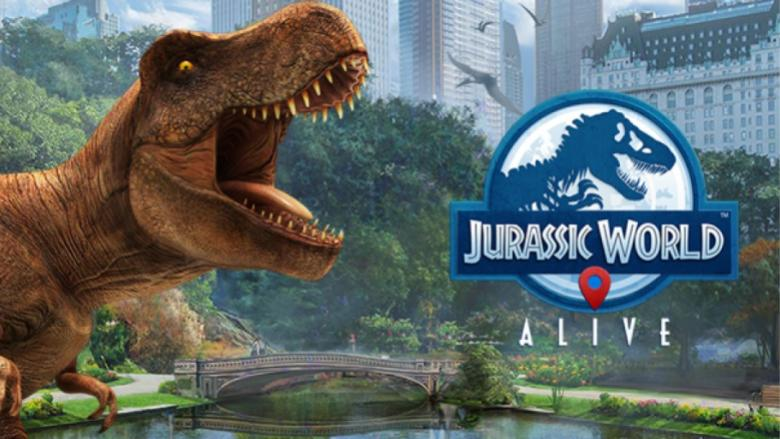 Jurassic World Alive Dinosaurs Locations