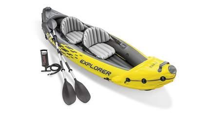 intex inflatable canoe