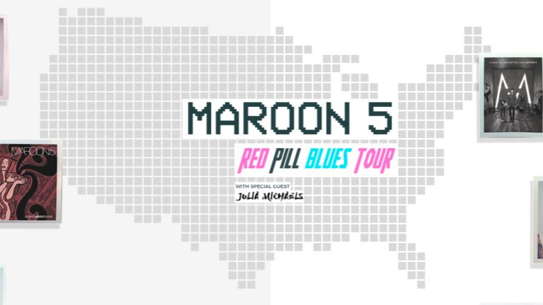 Maroon 5 Tour Dates, Locations, And Tickets