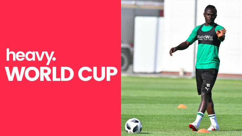 Colombia vs Senegal, World Cup 2018