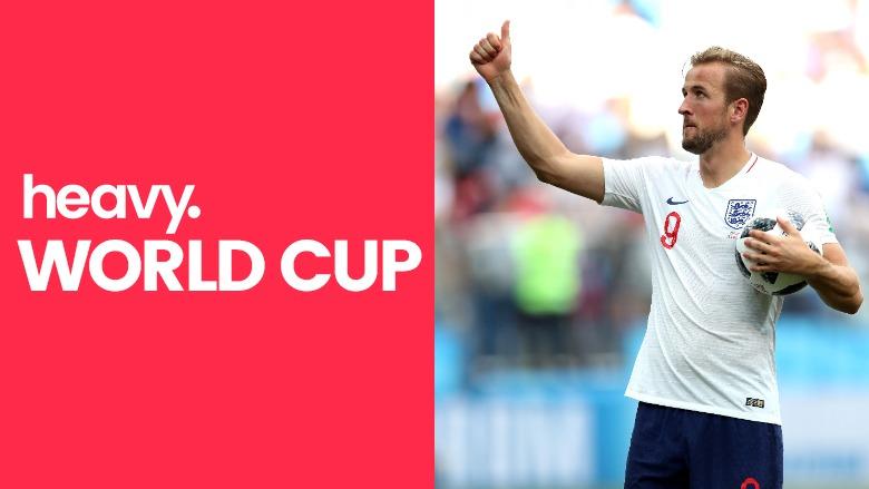 England vs Belgium, World Cup 2018