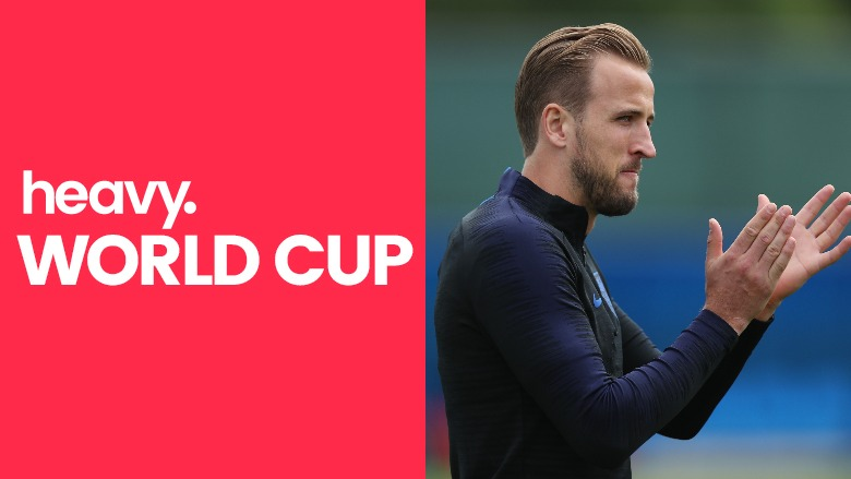 England vs Tunisia, World Cup 2018