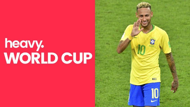 Mexico vs Brazil, World Cup 2018