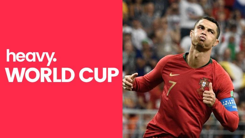 Uruguay vs Portugal, World Cup 2018