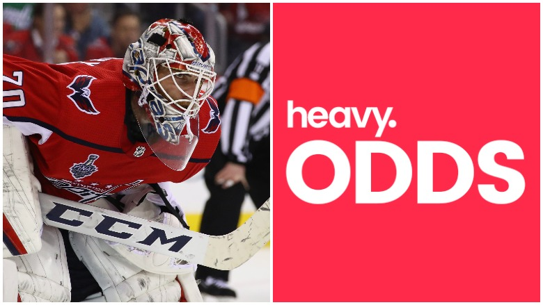 stanley cup odds, game 5 odds,
