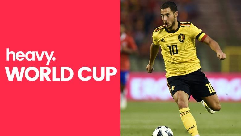 Belgium vs Panam, World Cup 2018