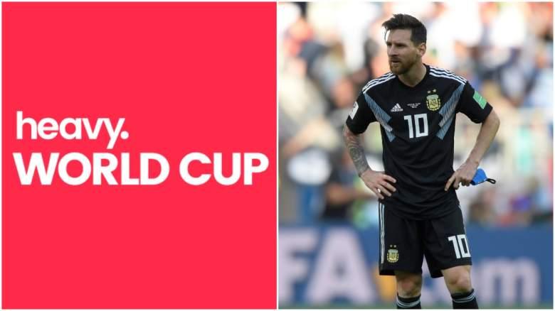 argentina croatia lineups, argentina xi