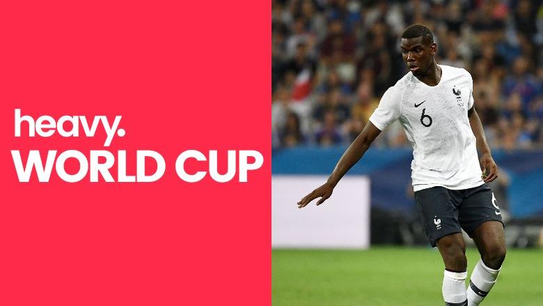 France vs Australia, World Cup 2018
