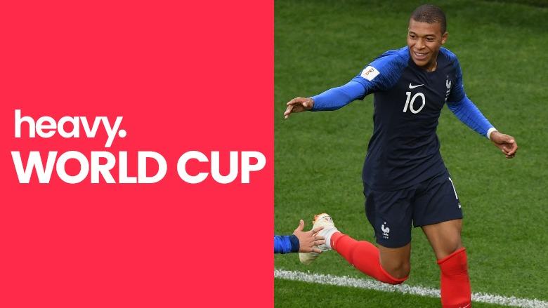 France vs Denmark, World Cup 2018