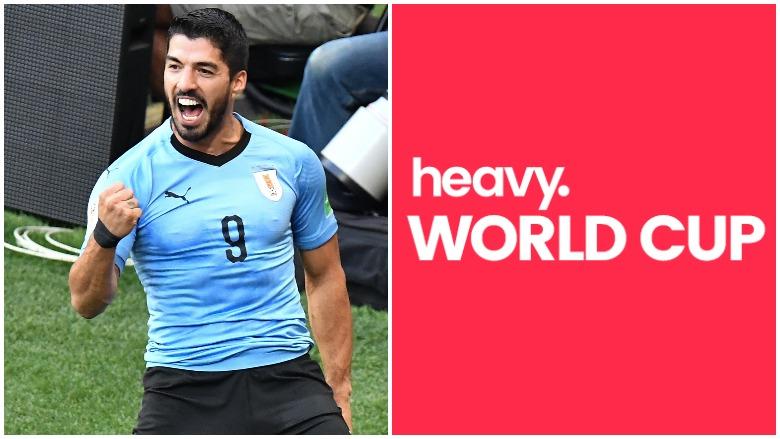 Uruguay next round opponent world cup