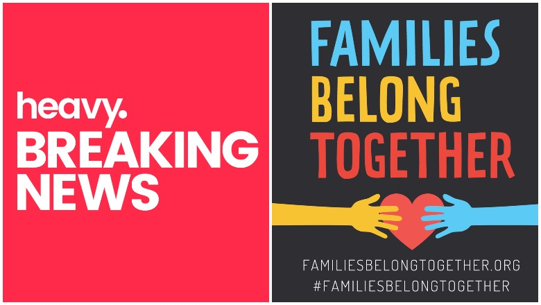 Families Belong Together shirt