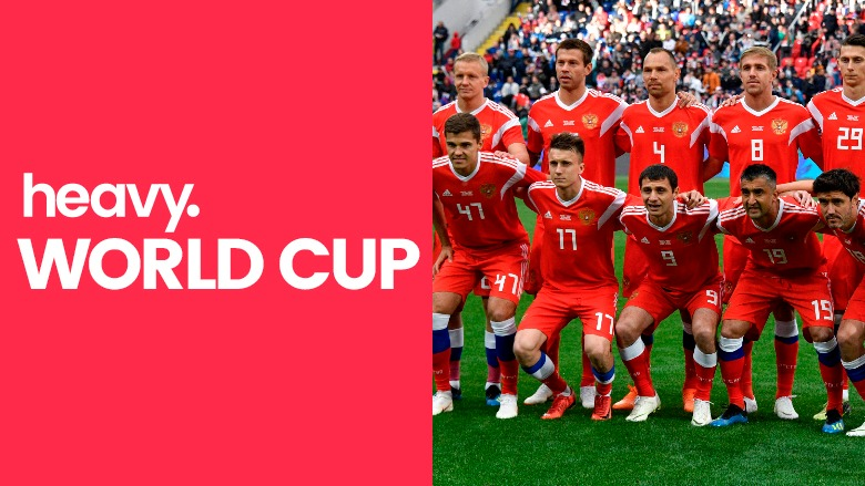 Russia vs Saudi Arabia, World Cup