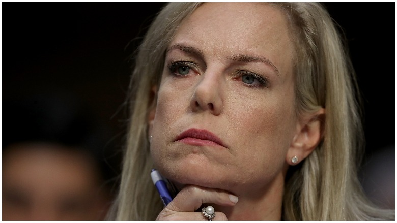 is Kirstjen nielsen married