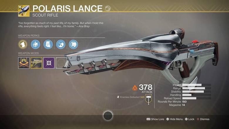 Polars Lance Perfect Fifth Kill