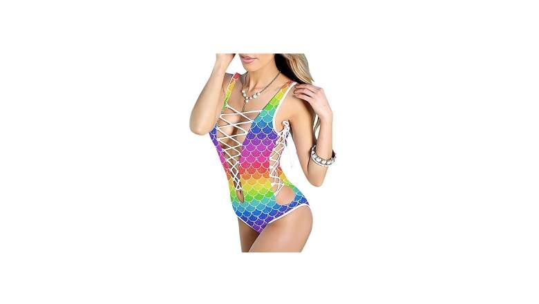 rave bodysuit