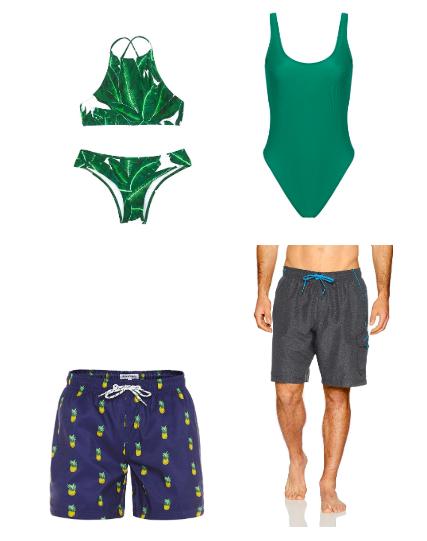 cruise ship swimming suit