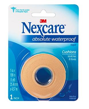 waterproof surgical tape