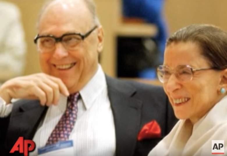 Ruth Bader Ginsburg's husband