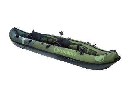 sevylor inflatable coleman kayak