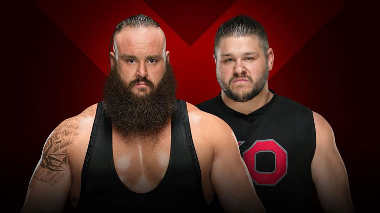 Extreme Rules 2018