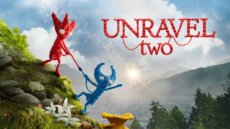 Unravel Two Nintendo Switch Port