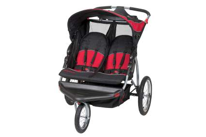 baby trend twin stroller