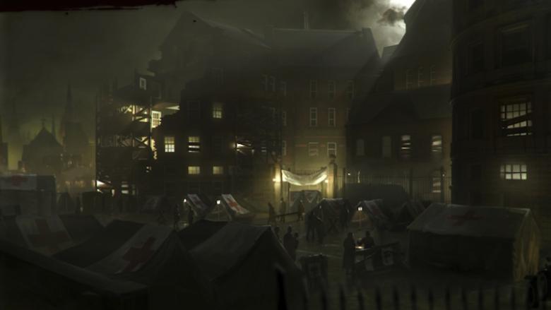 Vampyr District Status Explained