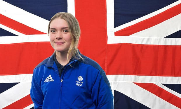 Ellie Soutter Team Great Britain