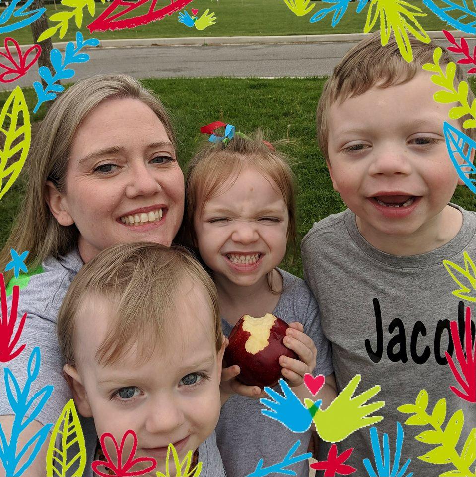 Julie bURTON Edwards Facebook page