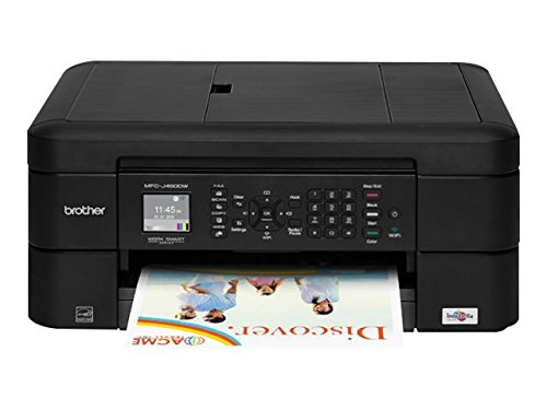 Brother MFC-J460DW, All-in-One Color Inkjet Printer