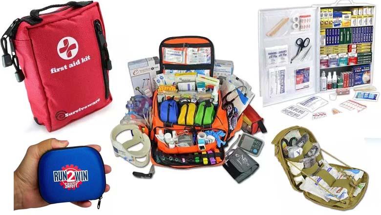 6 best first aid kits header