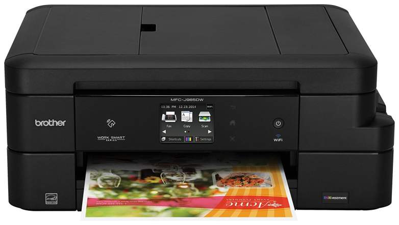 Brother MFC-J985DW Inkjet All-in-One Color Printer