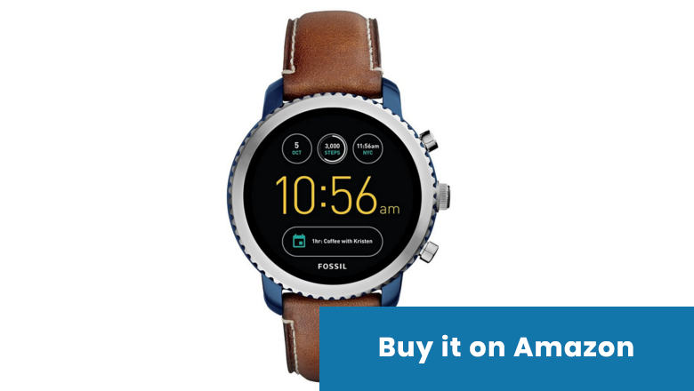 Fossil Men's Gen 3 Q Explorist