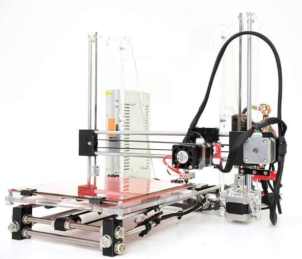 REPRAPGURU DIY RepRap Prusa I3 3D Printer Kit