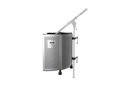 LyxPro VRI-10 Vocal Sound Absorbing Shield