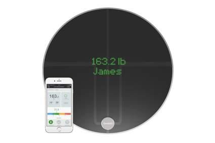 round smart scale