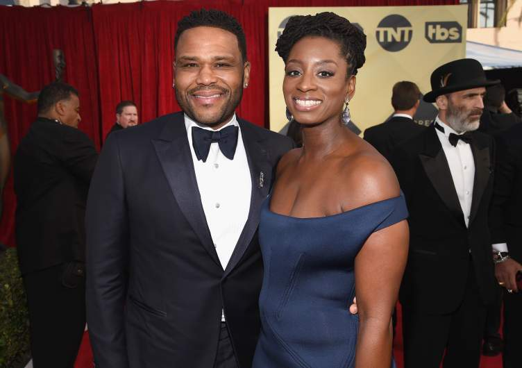 Anthony Anderson wife