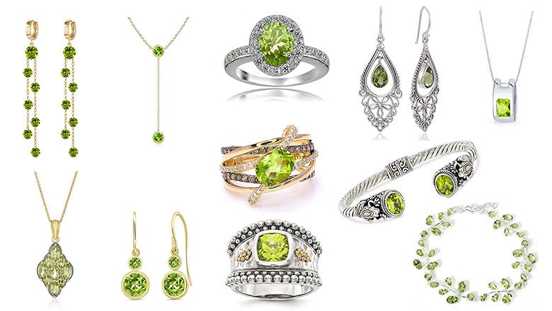 Best Peridot Jewelry
