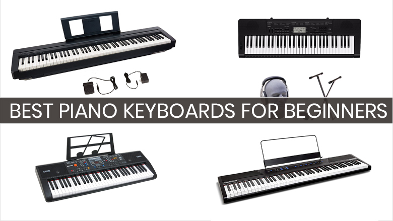 best piano keyboard for beginners
