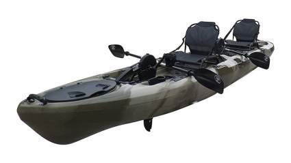 brooklyn kayak company tandem pedal