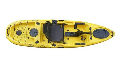 brooklyn kayak company pedal kayak