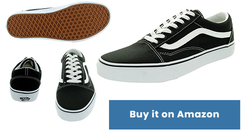 vans old skool classic skate shoes