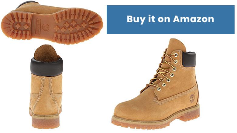 timberland mens 6 inch premium waterproof boots