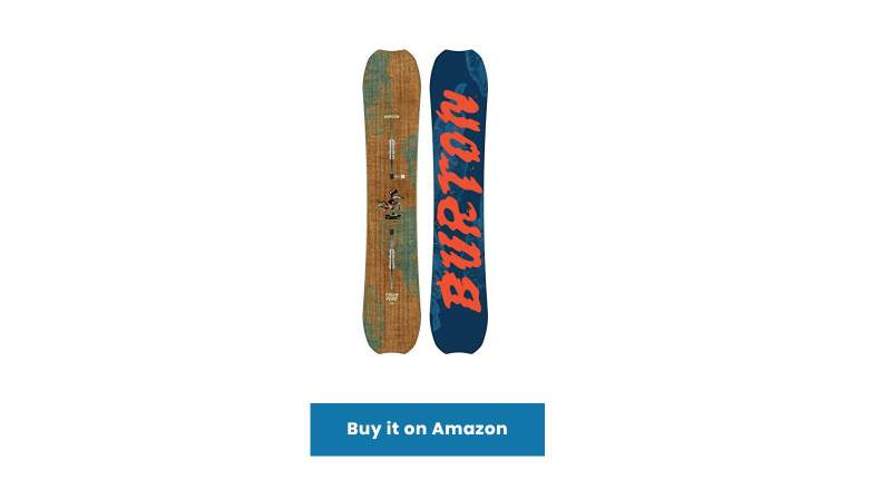 best all mountain snowboard